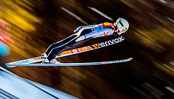 27.01.2017, Casino Arena, Seefeld, AUT, FIS Weltcup Nordische Kombination, Seefeld Triple, Skisprung, im Bild Franz-Josef Rehrl (AUT) // Franz-Josef Rehrl of Austria in action during his Competition Jump of Skijumping of the FIS Nordic Combined World Cup Seefeld Triple at the Casino Arena in Seefeld, Austria on 2017/01/27. EXPA Pictures © 2017, PhotoCredit: EXPA/ JFK