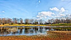 The Main Lake - A Long View