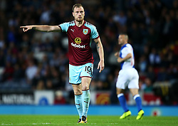 Ashley Barnes of Burnley points - Mandatory by-line: Matt McNulty/JMP - 23/08/2017 - FOOTBALL - Ewood Park - Blackburn, England - Blackburn Rovers v Burnley - Carabao Cup - Second Round