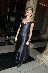 Actress EMILIA FOX at the 2005 British Fashion Awards held at The V&A museum, London on 10th November 2005.<br /><br />NON EXCLUSIVE - WORLD RIGHTS