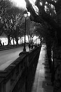 France. Paris. Bir hakeim bridge on the Seine river