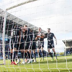 Falkirk 2 v 0 Dunfermline, Scottish Challenge Cup played 7/9/2017 at The Falkirk Stadium.