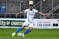 Liam Hogan. Torquay United FC 1-0 Stockport County FC. Vanarama National League. 3.10.20