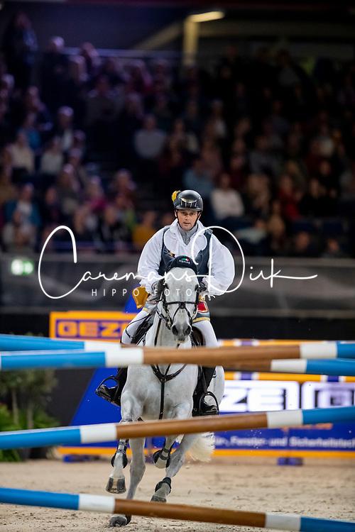 Twomey Billy, IRL, Ardcolum Duke<br /> Stuttgart - German Masters 2018<br /> © Hippo Foto - Stefan Lafrentz