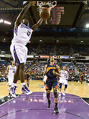 20091108 - Golden State Warriors at Sacramento Kings (NBA Basketball)