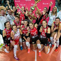 20170421: SLO, Volleyball - Nova KBM Branik vs Calcit Volleyball Ljubljana