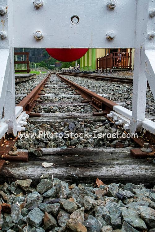Llanberis Lake Railway, Snowdonia, North Wales