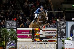 BRUHNS Robert (GER), DSP Corbain<br /> - Stechen-<br /> Grand Prix von Volkswagen<br /> Int. jumping competition over two rounds (1.55 m) - CSI3*<br /> Comp. counts for the LONGINES Rankings<br /> Braunschweig - Classico 2020<br /> 08. März 2020<br /> © www.sportfotos-lafrentz.de/Stefan Lafrentz