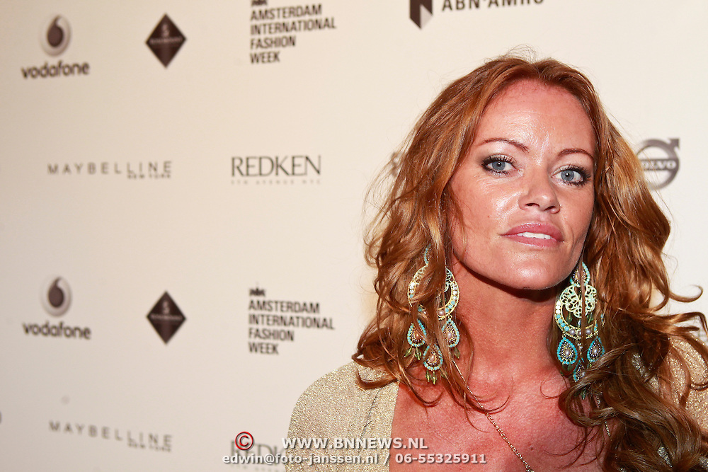 NLD/Amsterdam/20110717 - AIFW 2011 Summer, show Brilliant, Inge de Bruin
