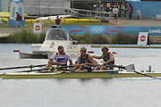 Eton Dorney, Windsor, Great Britain,<br /> <br /> 2012 London Olympic Regatta, Dorney Lake. Eton Rowing Centre, Berkshire.  Dorney Lake.   <br /> <br /> Final, Men's Pair GBR M2- Bow George NASH and Will SATCH and NZL M2-, Bow Eric MURRAY and Hamish BOND<br /> <br />  11:56:51  {DOW]  {DATE}    [Mandatory Credit: Peter Spurrier/Intersport Images]