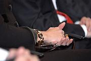 Prinses Máxima woont ondertekening bij van de koploperbijeenkomst van lesbisch- homo- emancipatiebeleid in de Paleiskerk te Den Haag op woensdag 5 maart 2008<br /> <br /> Princess Máxima attends a signing of a agreement<br /> of the (dutch) lesbian homo emancipation policy in the palace church in The Hague on Wednesday March, 5th 2008<br /> <br /> Op de foto / on the Photo: Maxima