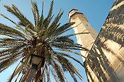Israel, Tel Aviv, Jaffa, Muhamidiya mosque great mosque is situated Between Yefet Street Olei Tzion and the sea