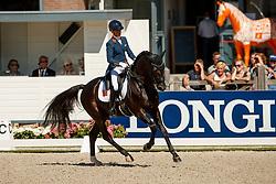 Cornelissen Adelinde, NED, Governor<br /> World ChampionshipsYoung Dressage Horses<br /> Ermelo 2018<br /> © Hippo Foto - Dirk Caremans<br /> 05/08/2018