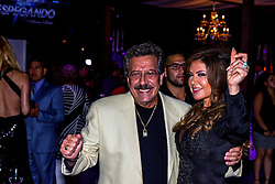 LOS ANGELES, CA - JUN 3: TV and Radio personality Humberto Luna attends Despegando Show VIP Launch party at Don Chente's Restaurant in downtown Los Angeles. The reality show is presented by Adriana Gallardo, founder and CEO of Adriana's Insurance. The show will coach chosen participants how to be successful entrepreneurs. 2015, June 3. Byline, credit, TV usage, web usage or linkback must read SILVEXPHOTO.COM. Failure to byline correctly will incur double the agreed fee. Tel: +1 714 504 6870.