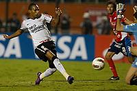 20120307: SAO PAULO, BRAZIL - Player  Liedson and Don during Corinthians (Brasil) vs Nacional (Paraguai) for Copa Libertadores held at Pacaembu stadium in SP<br /> PHOTO: CITYFILES