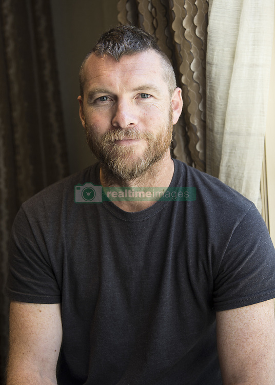 July 26, 2017 - Hollywood, California, U.S. - SAM WORTHINGTON stars in the TV series 'Manhunt: Unabomber.' Samuel Henry John 'Sam' Worthington (born August 2 1976) is an Australian actor. He portrayed the protagonist Jake Sully in the 2009 film Avatar; Marcus Wright in Terminator Salvation; Perseus in Clash of the Titans and its sequel, Wrath of the Titans, recently, he has appeared in more dramatic roles in Everest (2015) and Hacksaw Ridge (2016). In 2004, Worthington received Australia's highest film award for his lead role in Somersault. He performed predominantly in leading roles in a variety of low-budget films before moving to major studio films, ranging from romantic drama and comedy-drama to science fiction and action. Upcoming: Avatar 4 (2022), Avatar 3 (2020), Avatar 2 (2018), The Shack (2017). (Credit Image: © Armando Gallo via ZUMA Studio)
