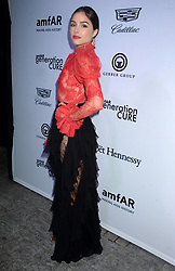 Olivia Culpo attending the amfAR generationCURE Solstice at Mr. Purple on June 20, 2017 in New York City, NY, USA. Photo by Dennis Van Tine/ABACAPRESS.COM