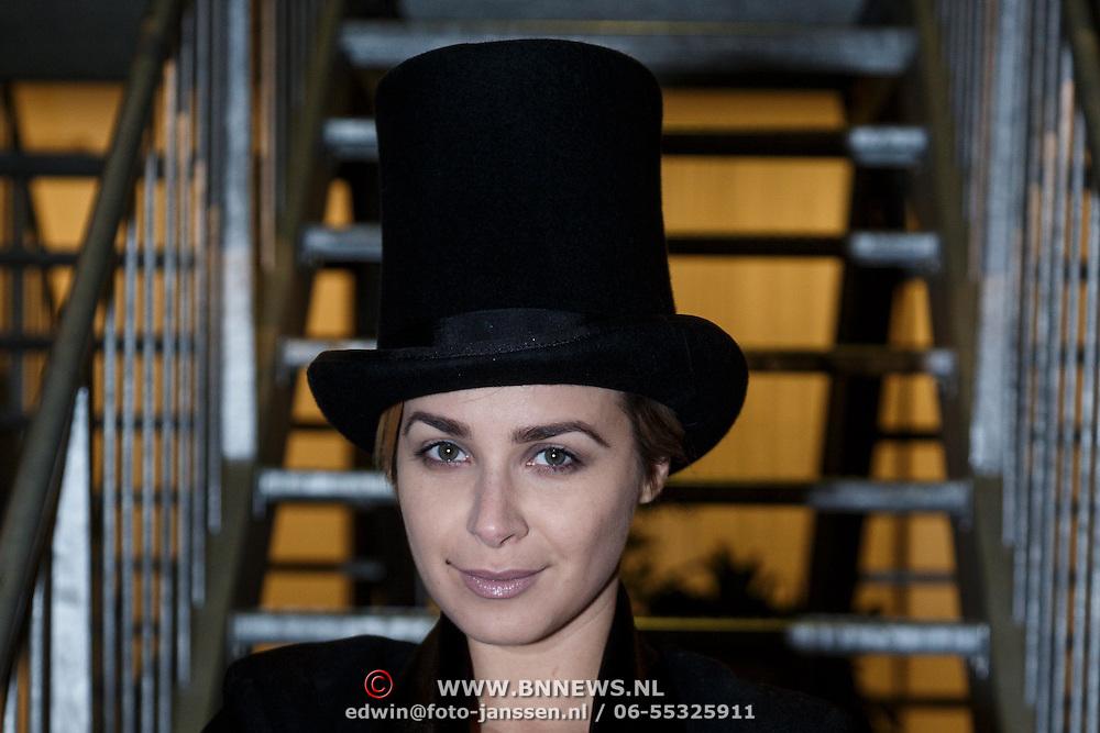 NLD/Amsterdam/20131113 - VIP avond bij Isabel Marant pour H&M, Victoria Koblenko