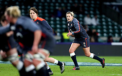 Amber Reed of England - Mandatory by-line: Robbie Stephenson/JMP - 04/02/2017 - RUGBY - Twickenham - London, England - England v France - Women's Six Nations