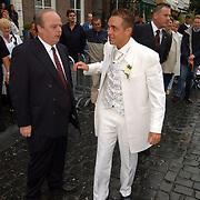 Huwelijk Grad Damen & Danielle van Gestel Breda, Grad met Wout van Dooleweerd