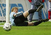 29.04.06 ,Torwart Oliver Kahn Bayern<br /> DFB-Pokal Finale Eintracht Frankfurt - FC Bayern Muenchen<br />  Bayern München<br /> Norway only