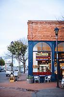 Restaurant in Eureka, CA.