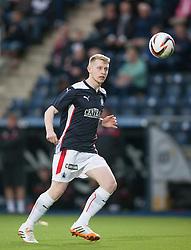 Falkirk's Liam Rowan. Falkirk  2 v 2 Rotherham Utd, pre-seaon friendly.<br /> © Michael Schofield.