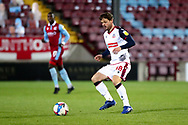 Andrew Tutte during the EFL Sky Bet League 2 match between Scunthorpe United and Bolton Wanderers at the Sands Venue Stadium, Scunthorpe, England on 24 November 2020.