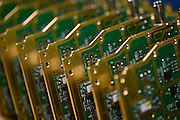 Communication Circuit Board detail