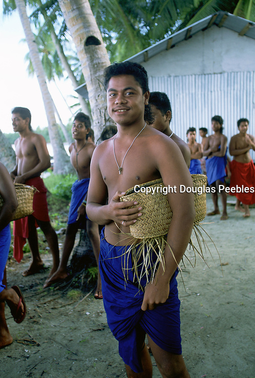 Ifalik Island, Yap, Micronesia, (editorial use only- no model release)<br />