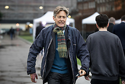 © Licensed to London News Pictures. 01/02/2017. London, UK. Labour MP BEN BRADSHAW leaves an interview outside the Houses of Parliament. Today, MPs go into the second day of debating the Article 50 Bill. Bradshaw said he would go against a three-line whip imposed by the Labour Party leader Jeremy Corbyn. Photo credit : Tom Nicholson/LNP