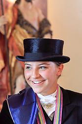 Schurmann Charlott Maria (GER) <br /> European Championship Junior 2010<br /> © Hippo Foto - Leanjo de Koster