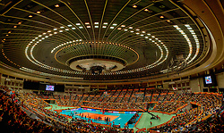 14-10-2018 JPN: World Championship Volleyball Women day 15, Nagoya<br /> Japan - Serbia / Nippon Gaishi Hall