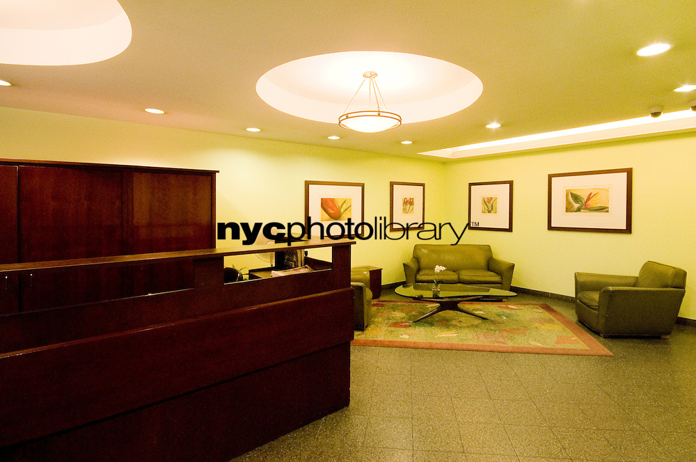 Lobby at 165 East 32nd Street