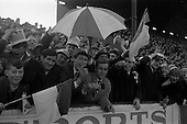 1966 - Shamrock Rovers v Waterford at Glenmalure Park