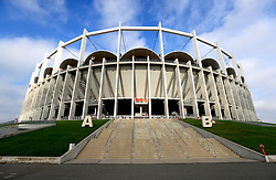 File photo dated 29-11-2019 of A general view of the National Arena in Bucharest. Issue date: Tuesday June 1, 2021.