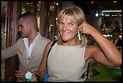 HENRIETTA FIDDIAN-GREEN;, Dinosaur Designs launch of their first European store in London. 35 Gt. Windmill St. 18 September 2014
