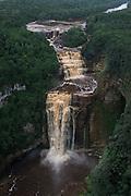 Sakaika Falls<br /> Ekereku River<br /> Cuyuni-Mazaruni Region<br /> GUYANA<br /> South America