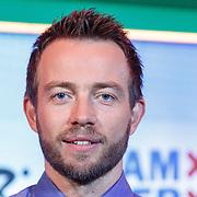 NLD/Hilversum/20160526 - perspresentaties NOS Sportzomer 2016, EK Voetbal & Tour de France, Henry Schut