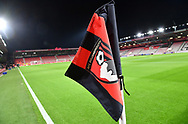 The Vitality stadium ahead of the Premier League match between Bournemouth and Huddersfield Town at the Vitality Stadium, Bournemouth, England on 4 December 2018.