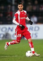 Fotball<br /> Foto: Dppi/Digitalsport<br /> NORWAY ONLY<br /> <br /> FOOTBALL - FRENCH CHAMPIONSHIP 2006/2007 - LEAGUE 1 - VALENCIENNES FC v OGC NICE - 17/02/2007 - YASSINE BEZZAZ (VAL)