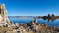 Mono Lake, South Tufa Area. Image taken with a Nikon D3 camera and 24 mm f/3.5 PC-E lens (ISO 200, 24 mm, f/8, 1/800 sec).