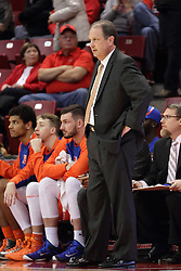 21 November 2015: Ron Cottrell. Illinois State Redbirds host the Houston Baptist Huskies at Redbird Arena in Normal Illinois (Photo by Alan Look)