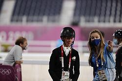 Auffarth Sandra, GER<br /> Olympic Games Tokyo 2021<br /> © Hippo Foto - Stefan Lafrentz<br /> 30/07/2021