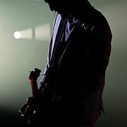 NLD/Rotterdam/20110422 - Concert Single's Only van Kane, gitarist Dennis van Leeuwen