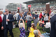 2016 Investec Derby, Epsom Downs.  4 June 2016
