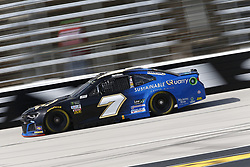 November 2, 2018 - Ft. Worth, Texas, United States of America - Reed Sorenson (7) takes to the track to practice for the AAA Texas 500 at Texas Motor Speedway in Ft. Worth, Texas. (Credit Image: © Justin R. Noe Asp Inc/ASP via ZUMA Wire)