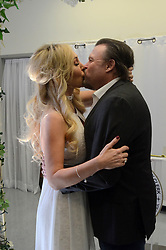 Adult film star and Gubernatorial Candidate Mary Carey gets married to Dr. Joseph Brownfield at the Beverly Hills Courthouse. 27 Jun 2018 Pictured: Dr. Joseph Brownfield, Mary Carey. Photo credit: David Edwards / MEGA TheMegaAgency.com +1 888 505 6342