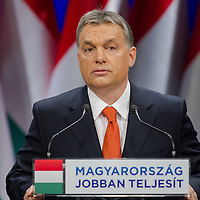 Viktor Orban state of the nation 2013