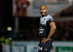 Toulon's JP Pietersen<br /> <br /> Photographer Simon King/Replay Images<br /> <br /> European Rugby Champions Cup Round 6 - Scarlets v Toulon - Saturday 20th January 2018 - Parc Y Scarlets - Llanelli<br /> <br /> World Copyright © Replay Images . All rights reserved. info@replayimages.co.uk - http://replayimages.co.uk